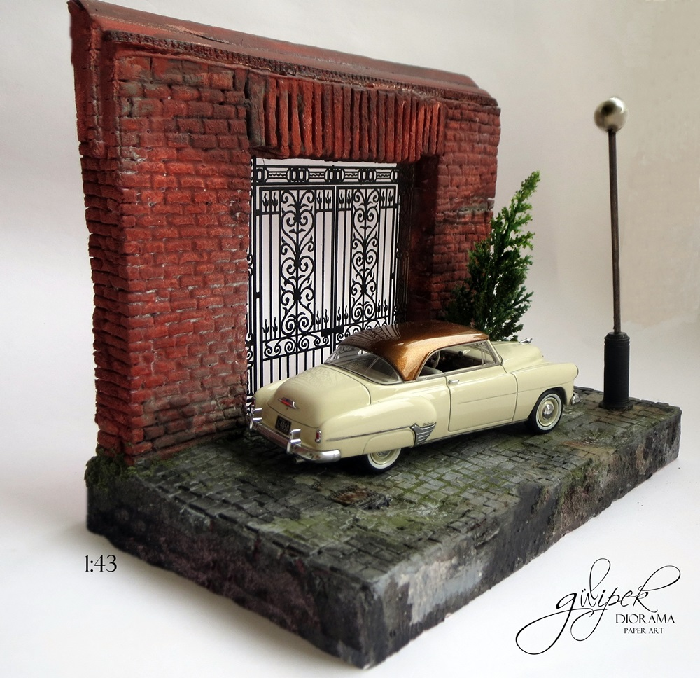 Chevrolet_coupe_diorama_handmade_garage_old (1)