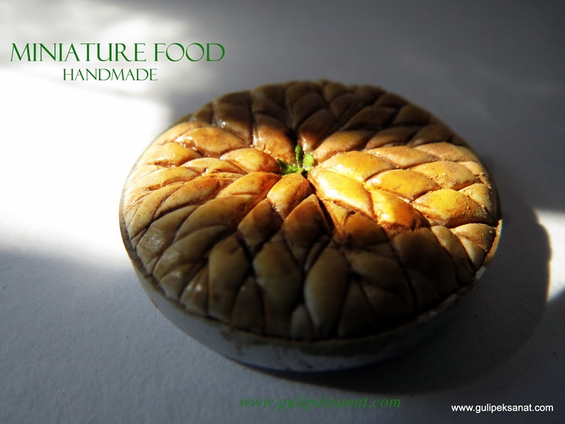 Turkish _Desserts_ baklava_hanmade2
