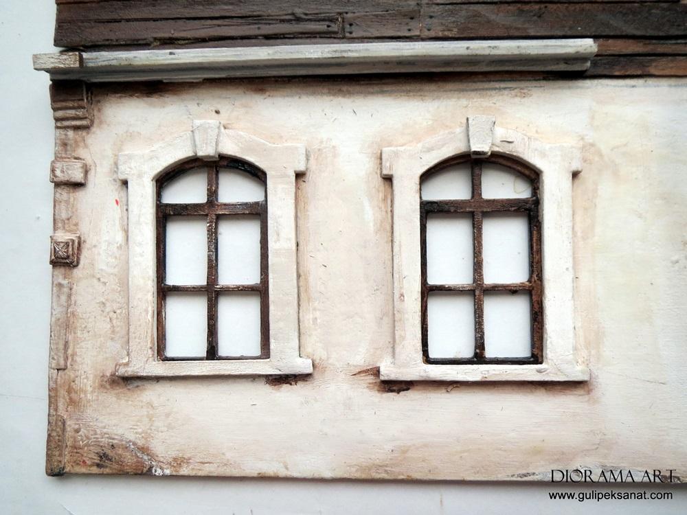 bolu_mudurnu_armutçularkonağı_diorama_gulipeksanat (7)
