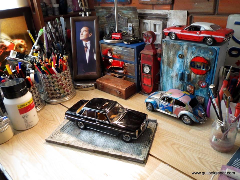 diorama_mercedes_benz_diecast_garage