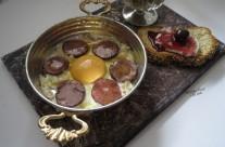Gıda Replikası Türk Kahvaltısı