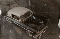 1953 Ford Victoria  / Vintage