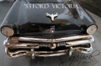 1953 Ford Victoria  / Scale:1:24