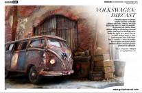 Volkswagen Bus 1967 T1 /Diorama