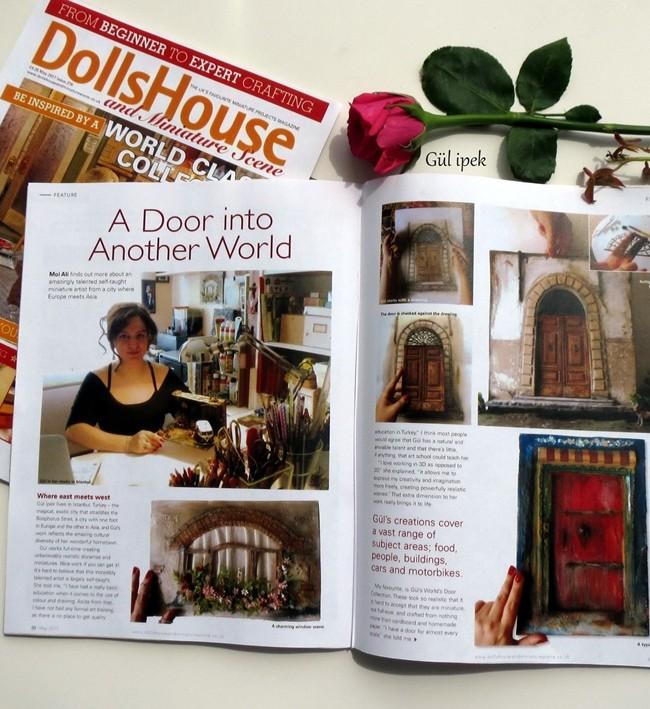 Dollshouse And Miniature Scene Magazine  Uk
