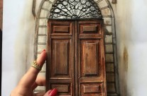 The Old World Door Collection/Miniature