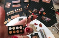 Miniature Makeup Products