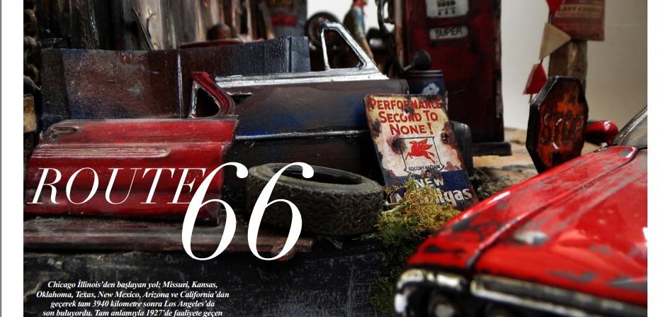 Diorama Route 66