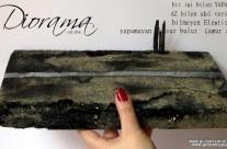 Diorama base ,Blacktop ,Asfalt yol