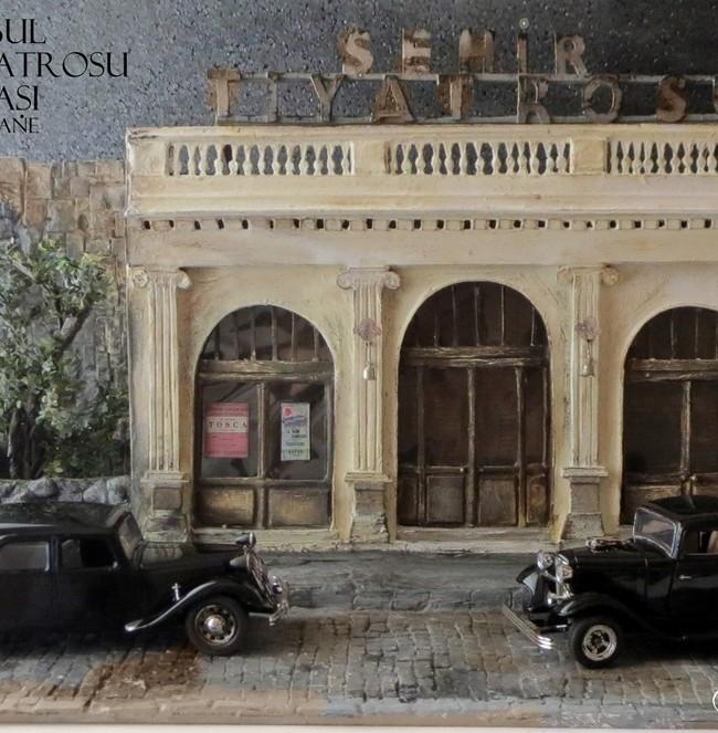 Istanbul Sehir Tiyatrosu /Tepebası Dram Tiyatrosu /Theater