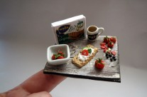 Miniature food / Wasa