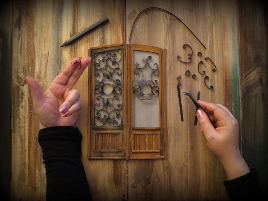 ferforje çift kapı (8)