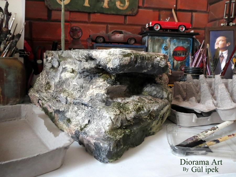 Diorama By Gül ipek  - İn progress.....