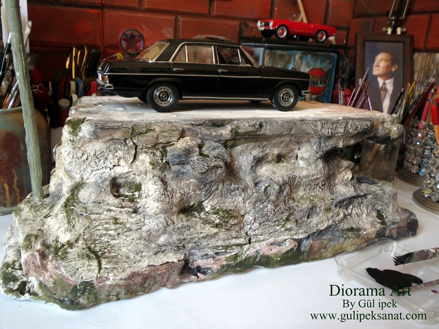 Diorama By Gül ipek /Paper art