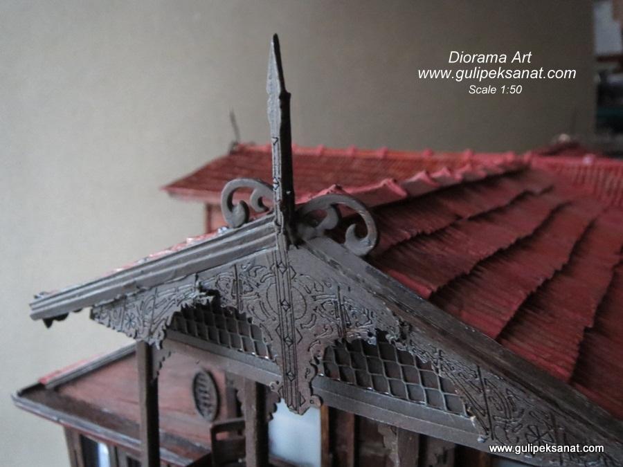 mudurnu diorama_art