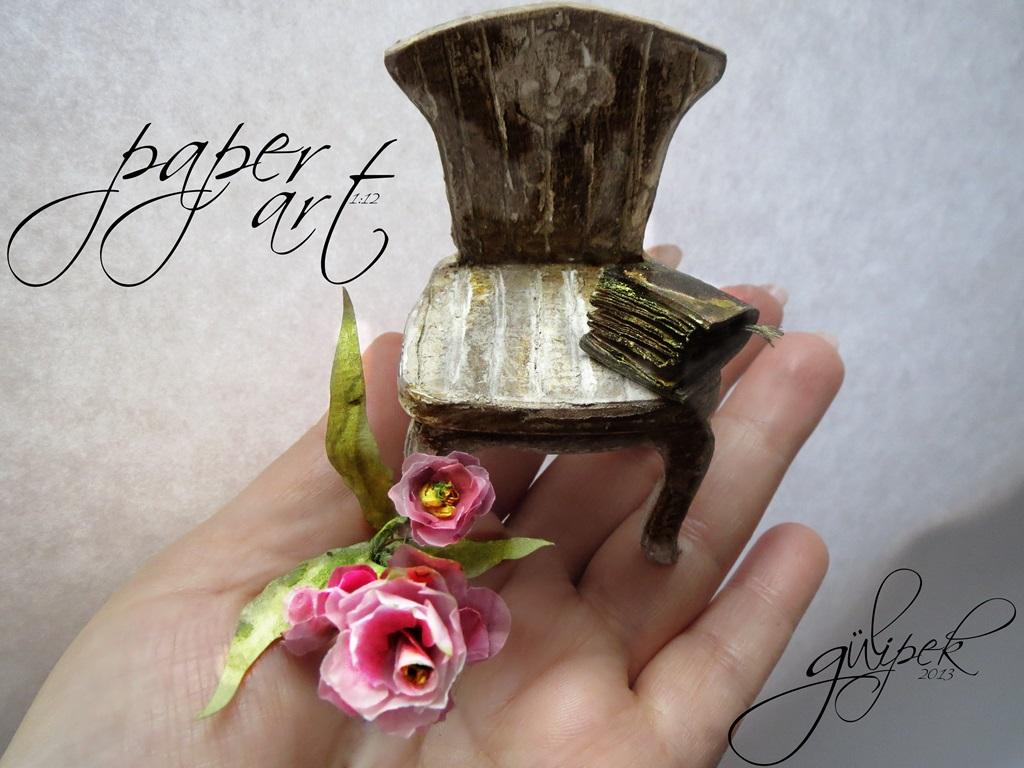 paper_handmade_paper_book_rose